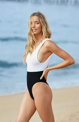 La Hearts Bound By Bond Eye The Mackenzie One Piece Swimsuit