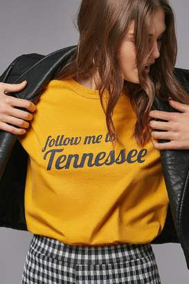 Urban Outfitters Follow Me To Tennessee Tee