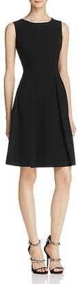 nanette Nanette Lepore Back-Bow Stretch Crepe Dress $149 thestylecure.com