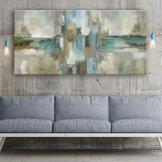 Artissimo Designs Mirage Canvas Wall Art