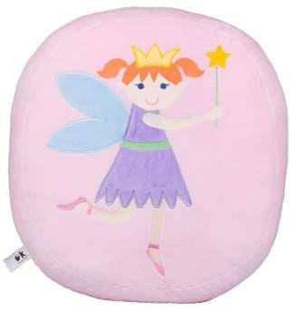 Olive Kids Wildkin Fairy Princess Throw Pillow