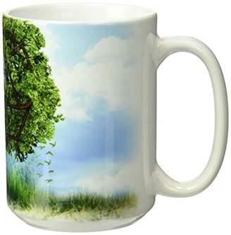 The Mountain Men's Guitar Tree Ceramic Mug