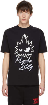 McQ Black Psycho Billy T-Shirt