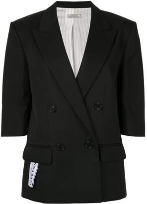 Nina Ricci classic double-breasted blazer