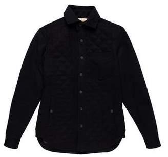 Rag & Bone Quilted Wool Jacket