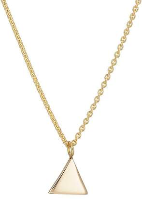 Barneys New York WOMEN'S TRIANGLE PENDANT NECKLACE
