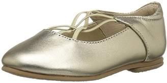 Jumping Jacks Girls' Kendra Ballet Flat