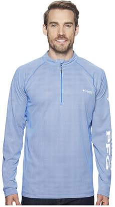 Columbia Solar Shade Zero 1/4 Zip Top Men's Long Sleeve Pullover