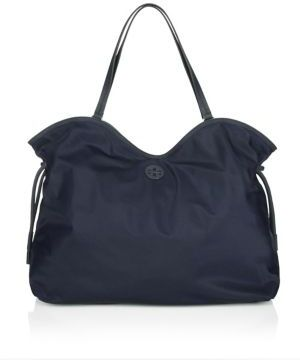 Tory Burch Scout Nylon Tote $295 thestylecure.com