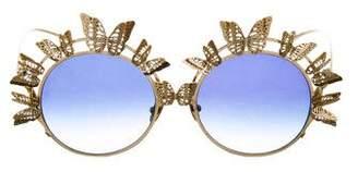 Karlsson Anna-Karin 2018 Butterfly Sunglasses