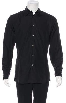 DSQUARED2 Woven Button-Up Shirt w/ Tags