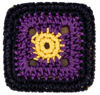 pradaPrada Crochet Brooch