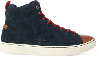Ralph Lauren Dleaney High-Top Sneaker