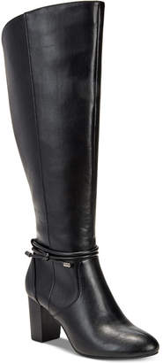 Alfani Women's Step 'N Flex Giliann Dress Boots, Created for Macy's Women's Shoes