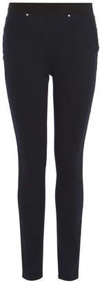 Karen Millen Stretch Denim Legging