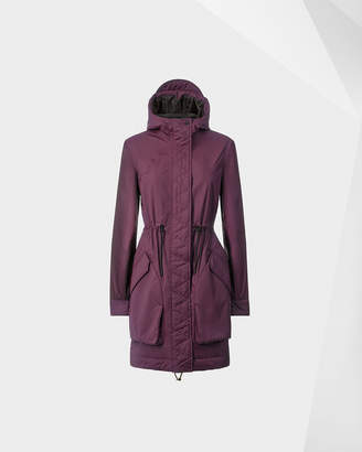 Hunter women's original insulated parka