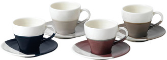 Royal Doulton Coffee Studio Espresso Cup & Saucers