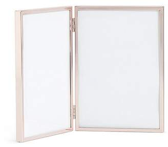 Marks and Spencer 2 Aperture Metal Photo Frame 13 x 18cm (5 x 7inch)