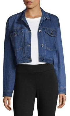 Highline Collective Cropped Denim Jacket