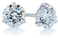 Women's Kwiat 0.25Ct Tw Diamond & Platinum Stud Earrings