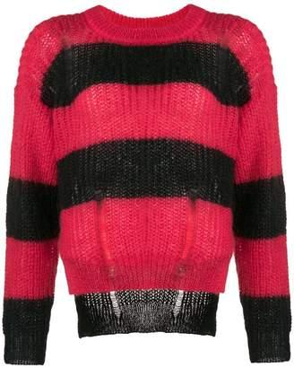 Zadig & Voltaire Zadig&Voltaire Gaby striped sweater