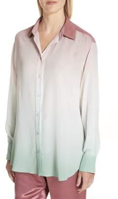 Sies Marjan Degrade Silk Shirt