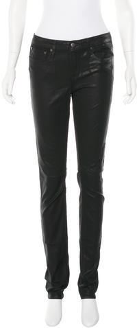 Helmut Lang Helmut Lang Mid-Rise Skinny Pants w/ Tags
