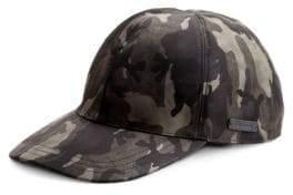 Prada Tessuto Camouflage Baseball Cap