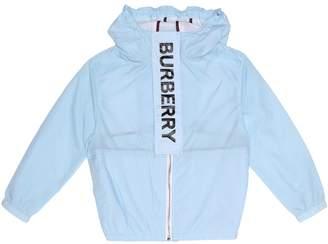 Burberry Logo jacket