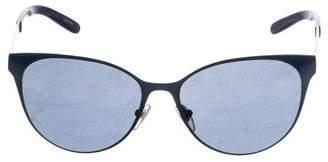 Tory Burch Tinted Oversize Sunglasses