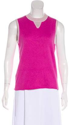 Lucien Pellat-Finet Sleeveless Knit Top