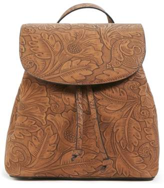 Sole Society Hawna Faux Leather Backpack