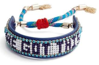 Rebecca Minkoff We Got This Friendship Bracelet