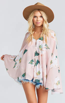 Show Me Your Mumu Butterfly Tunic ~ Southern Magnolia