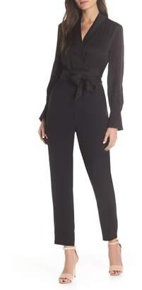 0a7d80ba4b3 Tie Waist Jumpsuit - ShopStyle