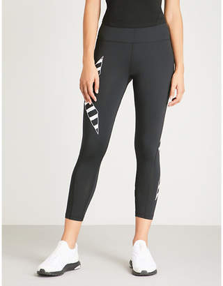 2XU X-print compression leggings