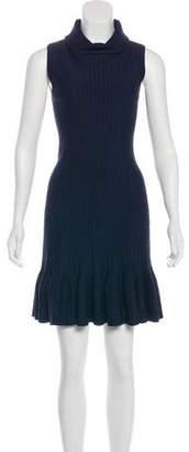 Alaia Sleeveless Fit & Flare Dress w/ Tags