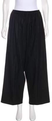 eskandar Wool & Cashmere Blend High-Rise Pants w/ Tags