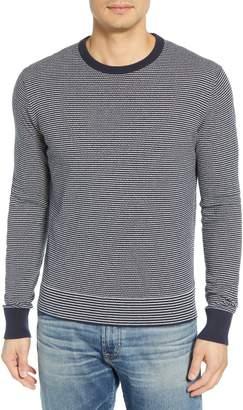 Todd Snyder Stripe Crewneck Sweater