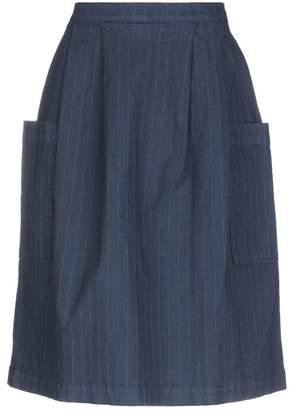 Truenyc. TRUE NYC. Knee length skirt
