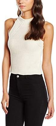 e1c51a2e433b9 Goldie Women s Complete Control Plain Sleeveless Vest Top