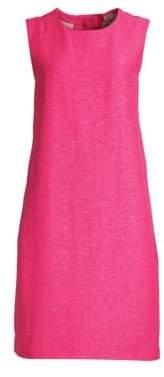 Max Mara Alda Sleeveless Button Back Dress