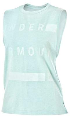 Under Armour Women's Linear Muscle Tank
