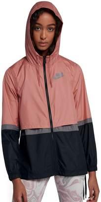 Nike Woman's Sportswear Woven Jacket