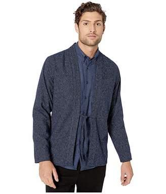 Naked & Famous Denim Kimono Shirt - Cotton Tweed