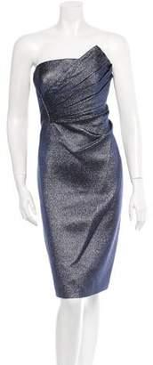 J. Mendel Strapless Dress w/ Tags
