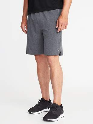 Old Navy Go-Dry 4-Way Stretch Shorts for Men - 9-inch inseam