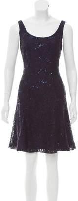 Lauren Ralph Lauren Embellished Mini Dress w/ Tags