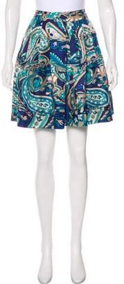 See by Chloe Silk Knee-Length Skirt