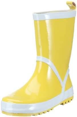 Playshoes Unisex-Child Wellies Basic Wellington Boots
